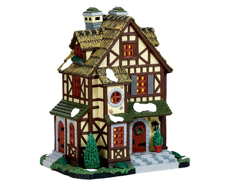 Lemax Village Collection Mon Reve Cottage # 75245