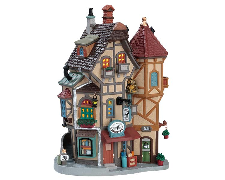 Lemax Village Collection Alexander's Apothecary # 75248