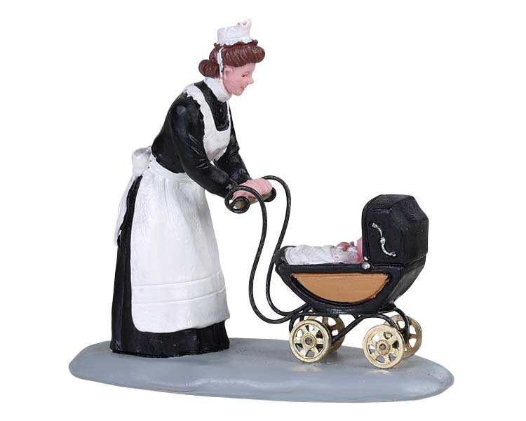 Lemax Village Collection Nanny # 82589