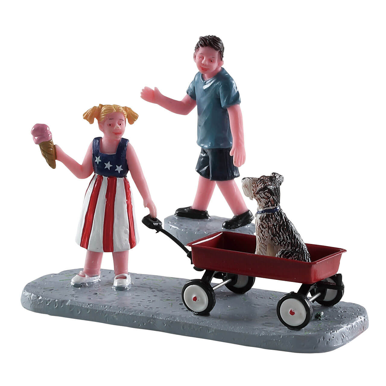 Lemax Village Collection Wagon Ride, Set of 2 # 82598
