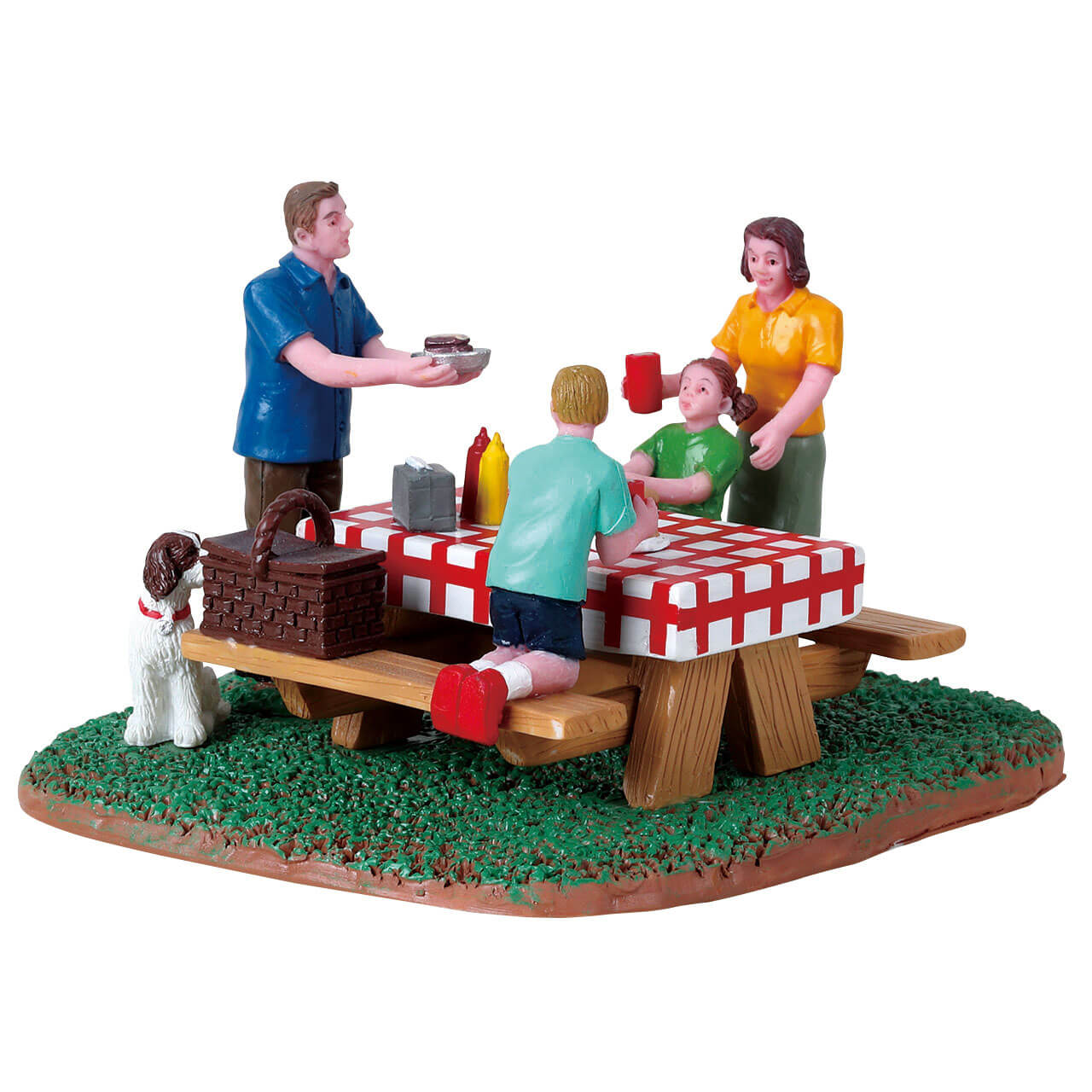 Lemax Village Collection Picnic Table # 83368