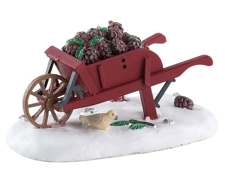 Lemax Village Collection Wheelbarrow # 84365