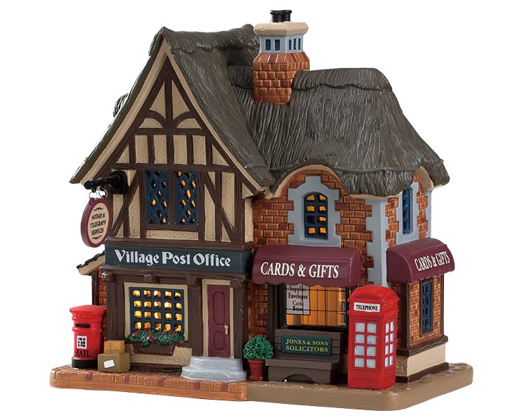 Lemax Village Collection Village Post Office # 85346