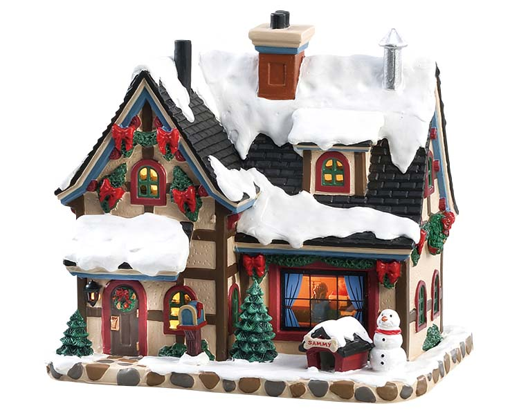 Lemax Village Collection Cozy Christmas Eve # 85351