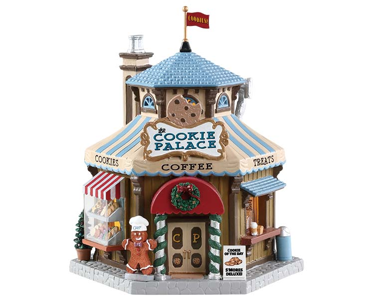 Lemax Village Collection The Cookie Palace # 85363