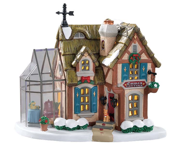 Lemax Village Collection Emma's Cottage # 85374