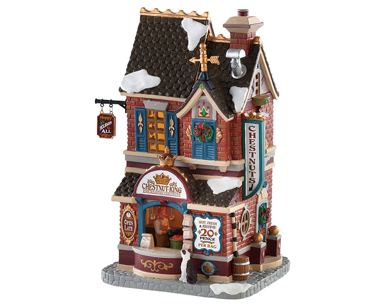 Lemax Village Collection Chestnut King # 85384