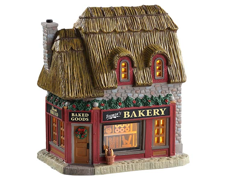 Lemax Village Collection Beaman's Bakery # 85416