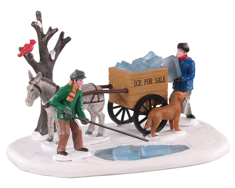 Lemax Village Collection Ice Rakers # 93438