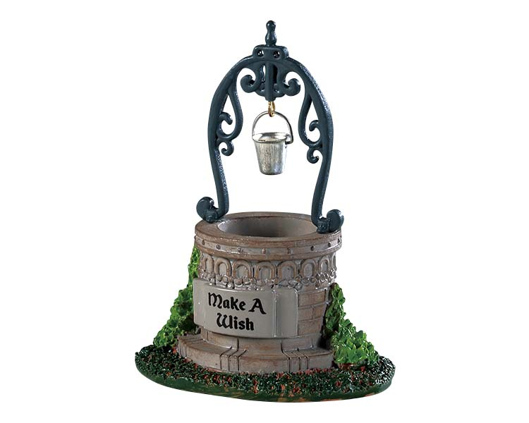 Lemax Village Collection Victorian Wishing Well # 94536