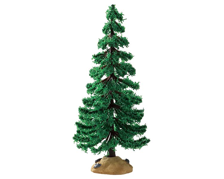 Lemax Village Collection Grand Fir Tree Medium # 94543