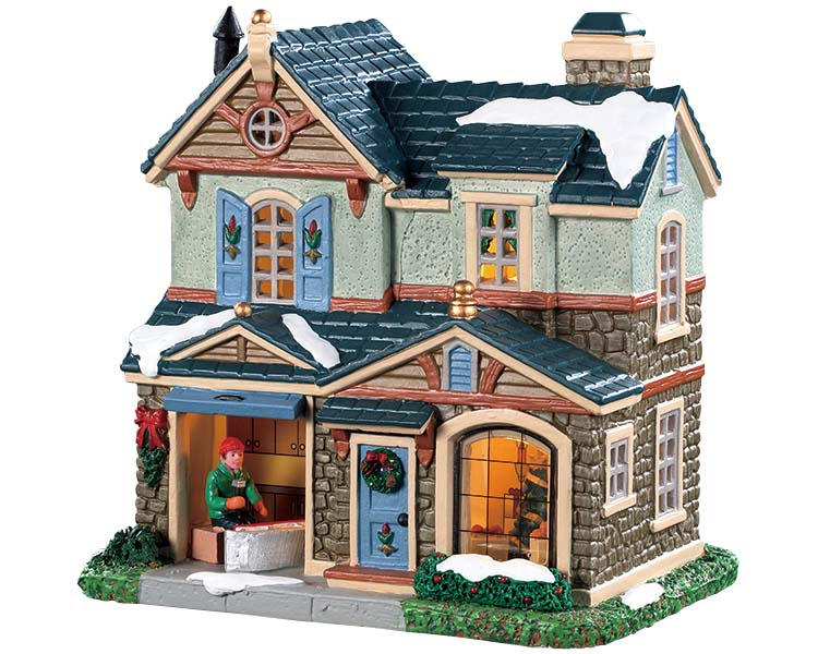Lemax Village Collection Christmas Surprise # 95490