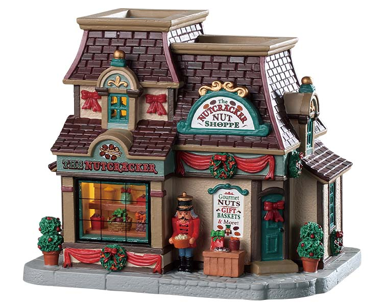 Lemax Village Collection The Nutcracker Nut Shoppe # 95493