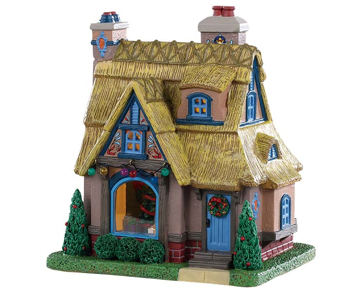 Lemax Village Collection Cozy Cottage # 95503