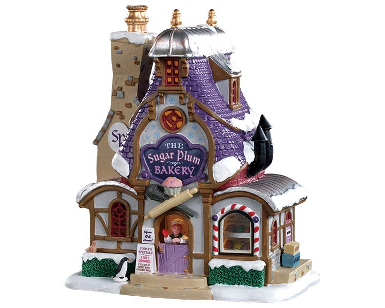 Lemax Village Collection Sugar Plum Bakery # 95531