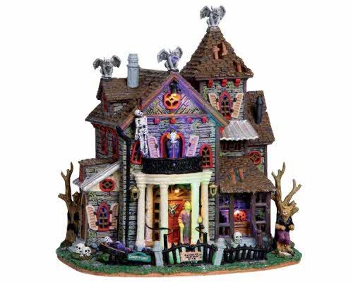 Halloween Village Accessories