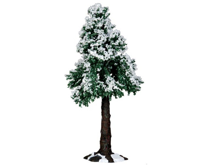 Winter Redwood Tree 34652 Lemax Village Ehobbytools