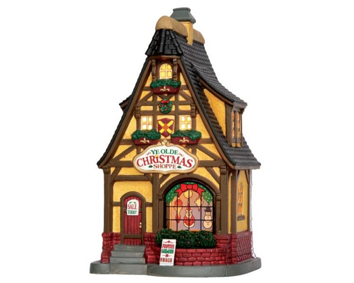 Lemax Christmas Houses