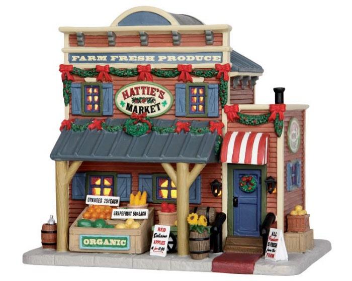 Hattie S Market 55931 Lemax Village Ehobbytools