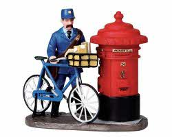Lemax Village Collection The Postman # 02753
