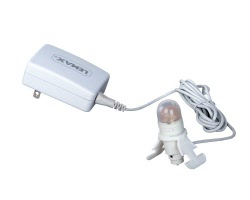 Lemax Village Collection One Led Light Cord with Adaptor # 04164