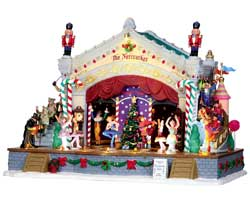 Lemax Village Collection Nutcracker Suite with Adaptor # 05071