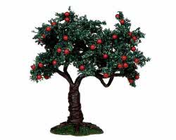 Lemax Village Collection Apple Tree A 9 inch # 14351