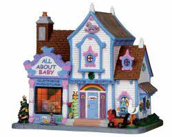 Lemax Village Collection All About Baby # 15234