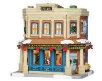 Lemax Village Collection N. Wilkesboro Hardware # 15282