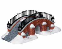 Lemax Village Collection Cold Creek Bridge # 23962