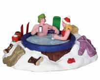 Lemax Village Collection Jacuzzi # 23963