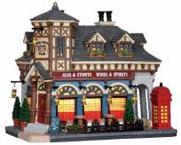 Lemax Village Collection Big Ben Pub # 25339