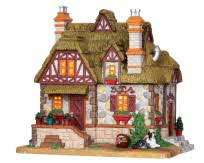 Lemax Village Collection Wayside Cottage # 25353
