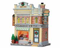 **NO OUTER BOX** Lemax Village Collection Adam's Five and Dime Store # 25359 **READ DESCRIPTION**