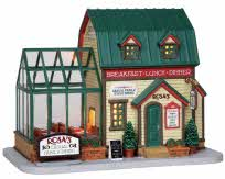 Lemax Village Collection Rosa's Family Restaurant # 25380