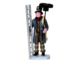 Lemax Village Collection Chimney Sweep # 32148