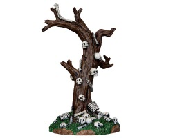 Lemax Spooky Town Skeleton Tree # 33003