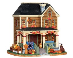 Lemax Village Collection Fall Residence House # 35501