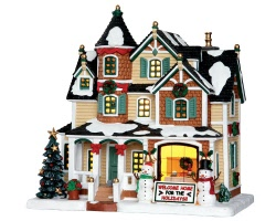 Lemax Village Collection Holidays Homecoming # 35522