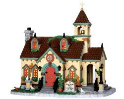 Lemax Village Collection Stone Ridge Abbey # 35524