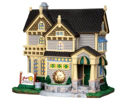 Lemax Village Collection Amy's Sundial Inn # 35563