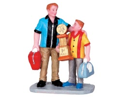 Lemax Village Collection The Kingpin # 42227