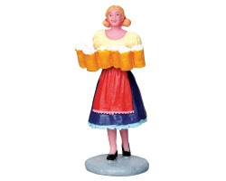 Lemax Village Collection Brew Maid # 42244