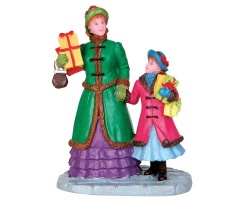 Lemax Village Collection Christmas Shopping # 42257