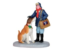Lemax Village Collection Friendly Fido # 42261