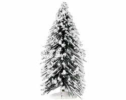 Lemax Village Collection Needle Pine Tree Medium 6 inch # 44082