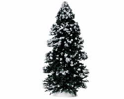Lemax Village Collection Evergreen Tree Large 9 inch # 44084