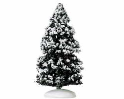Lemax Village Collection Evergreen Tree Medium 6 inch # 44085