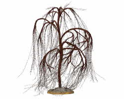 Lemax Spooky Town Winter Willow Large 9 inch # 44153