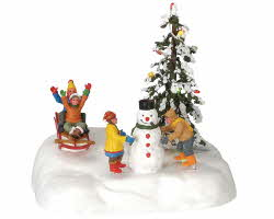 Lemax Village Collection Frolic In The Snow # 44210